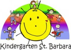 Logo Kindergarten St. Barbara in Aham